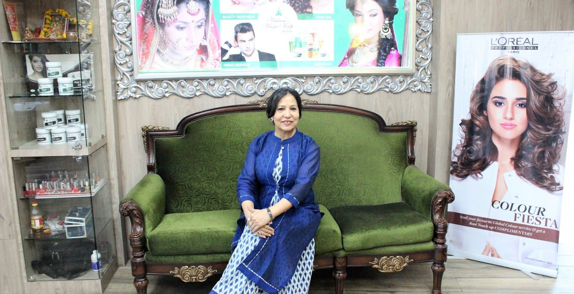Kulsum Malik – A lady who created history in Beauty Profession in Jaipur