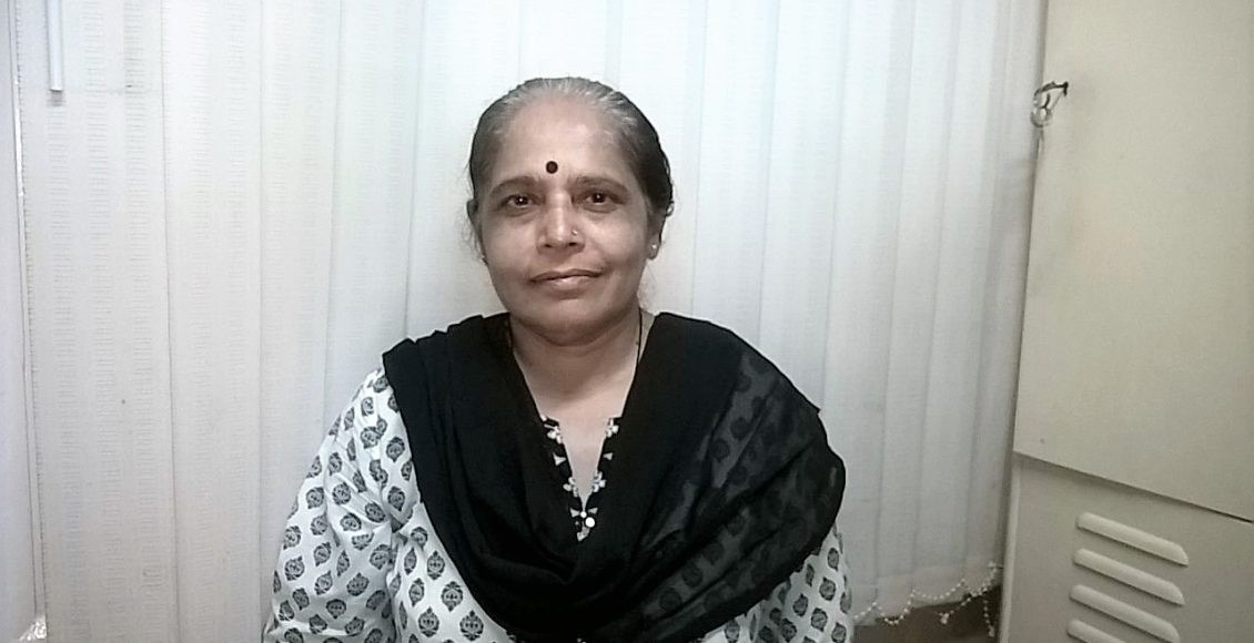 A Woman Who Had Lost Her Eyesight Encouraged More Than 1000 People to Donate Their Eyes,Varsha Ved