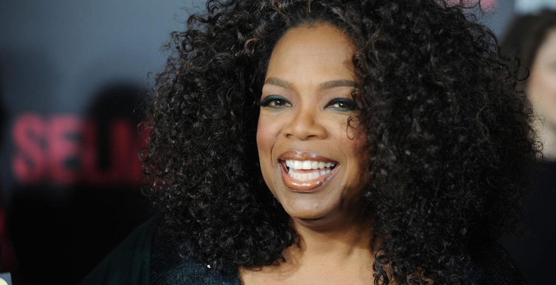 A lady with Substance , Oprah Winfrey