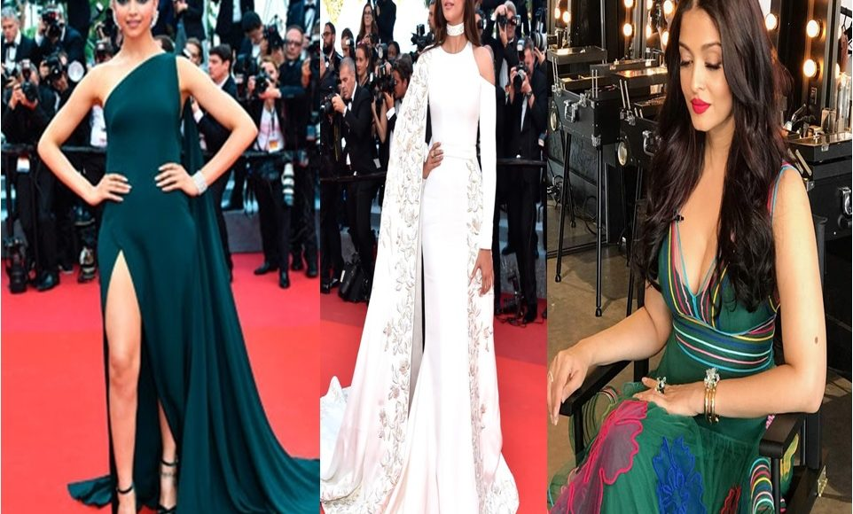 Bollywood actresses look at Cannes Film Festival 2017