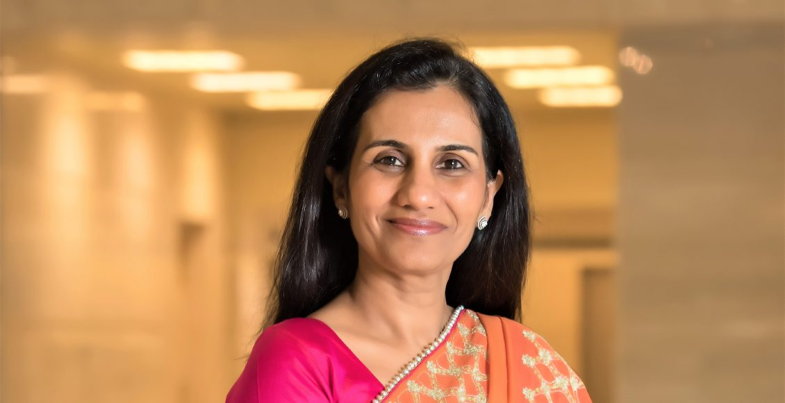 The boss of country's largest private sector Bank , Chanda Kochhar gets 15% hike in salary by Moumita Sircar