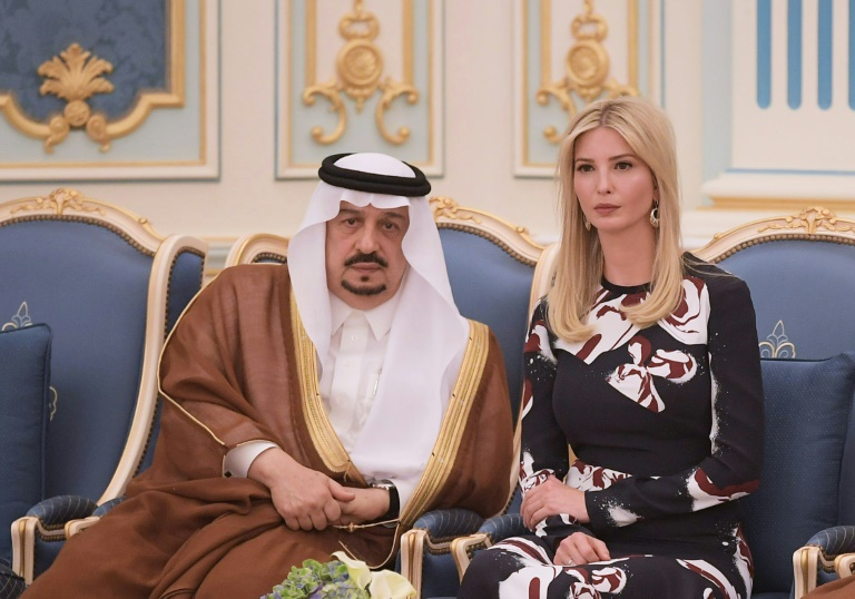 Ivanka Trump praises UAE after they donated $100 Million to a fund inspired by her for women entrepreneurs