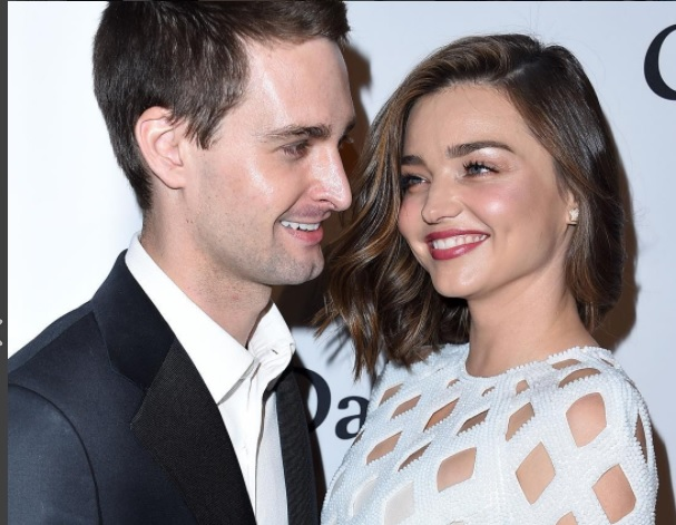 Super model #MirandaKerr ties knot with Snapchat Billionaire Evan Spiegel  By Moumita Sircar