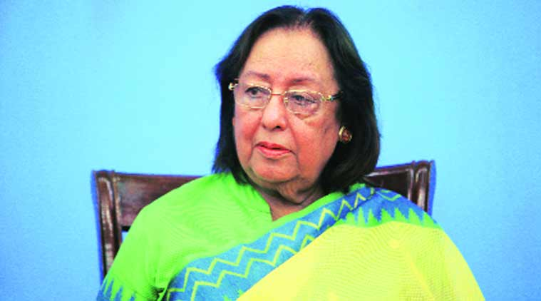 Dr Najma A Heptulla ,  appointed as Chancellor of Jamia Millia By Mitali Merchant