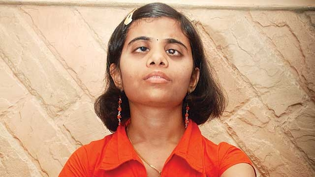 This visually impaired Indian woman Pranjal Patil cleared (UPSC) exam