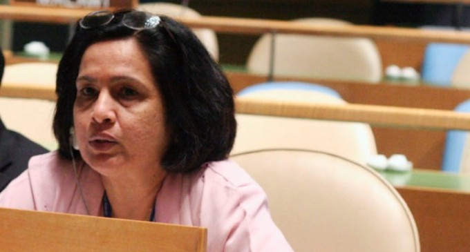 Neeru Chadha, first Indian woman elected as a judge at the International Tribunal