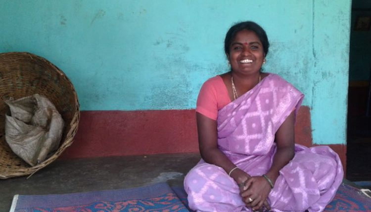 Started a new journey out of her pain, Sidhamallamma Kanchappa