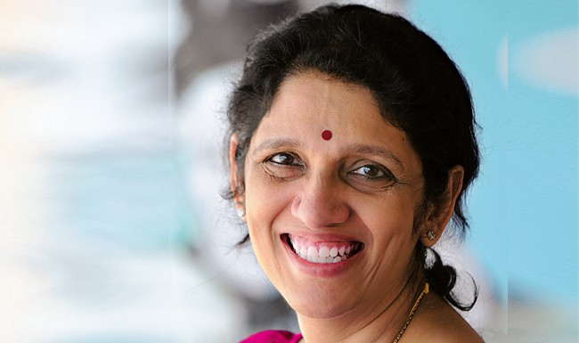 Meena Ganesh , woman behind the success of Portea Medical