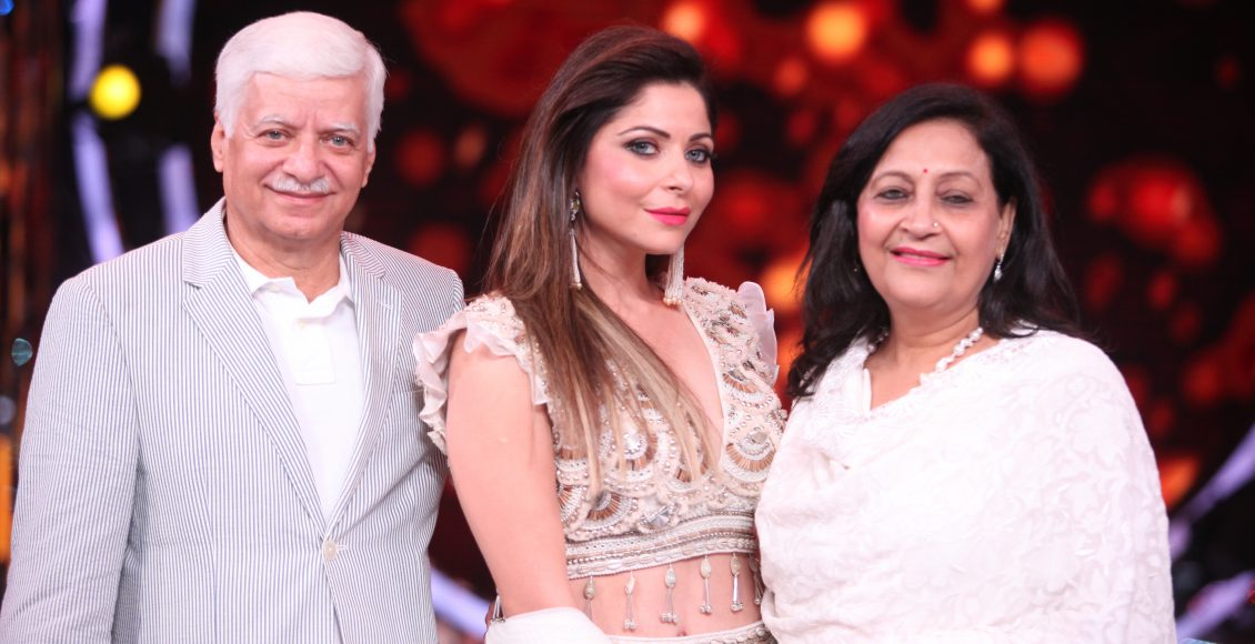 Kanika Kapoor's surprise moment on the sets of Om Shanti Om