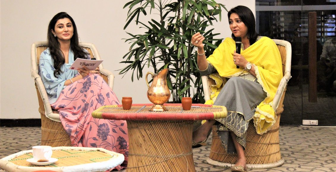 Priya Dutt speaks about Cancer Awareness and many other aspects of her Life in second chapter of 'Choupal' series