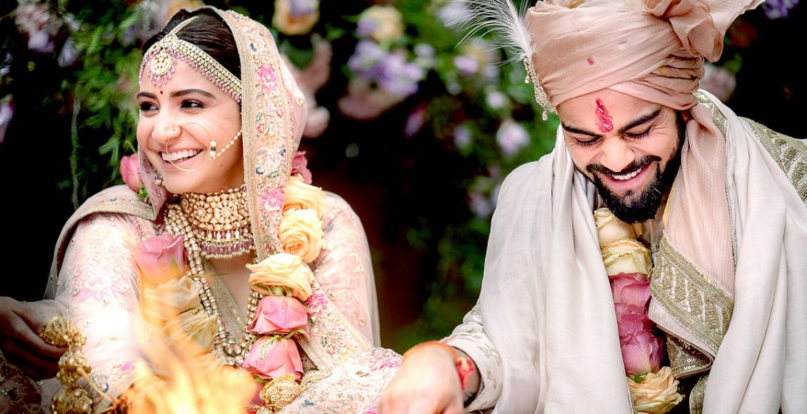 Wedding bells for Virat Kohli and Anushka Sharma!