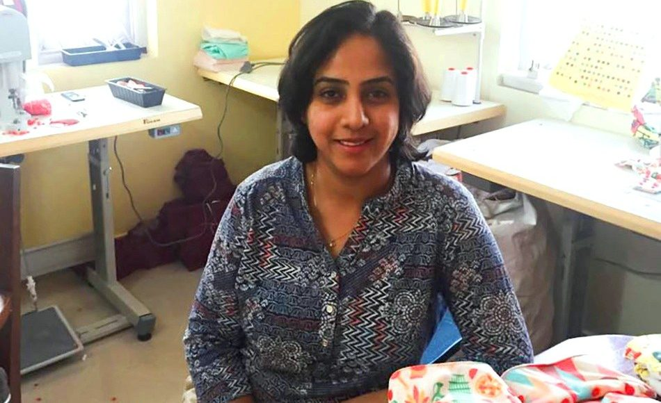 Anuradha Rao , A woman who quit her IBM job and found a diaper company Bumpadum