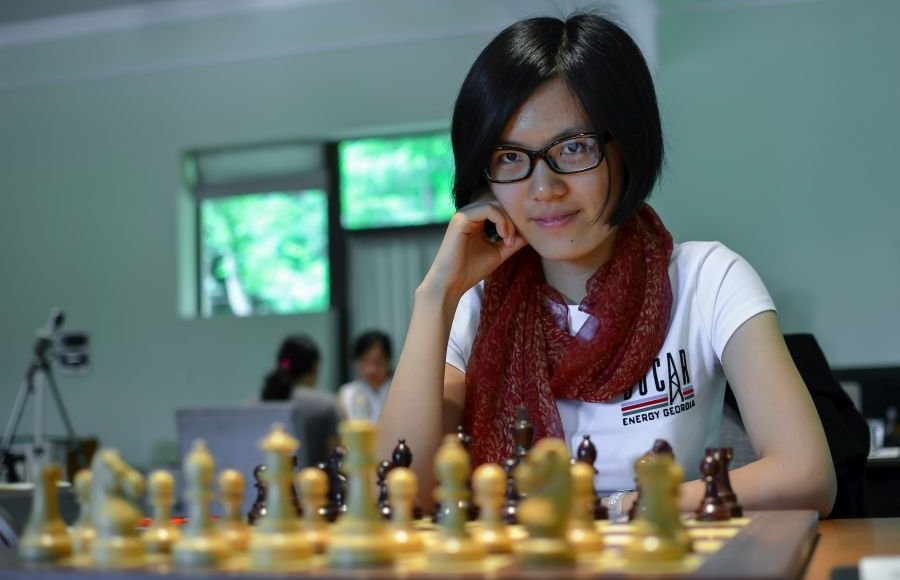 World's No.1 female chess player Hou Yifan resigns