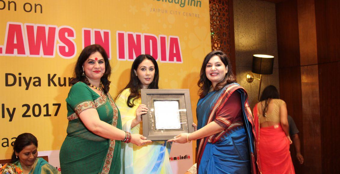 """Media Coverage of the The Panel Discussion Organised By VamaIndia On """"Women Issues And Laws In India"""""""