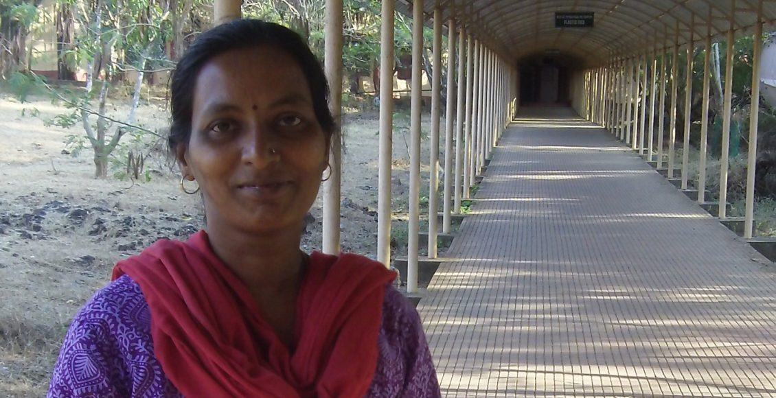Sulochana Pedneker brought massive change in the lives of Village girls in Goa during their periods