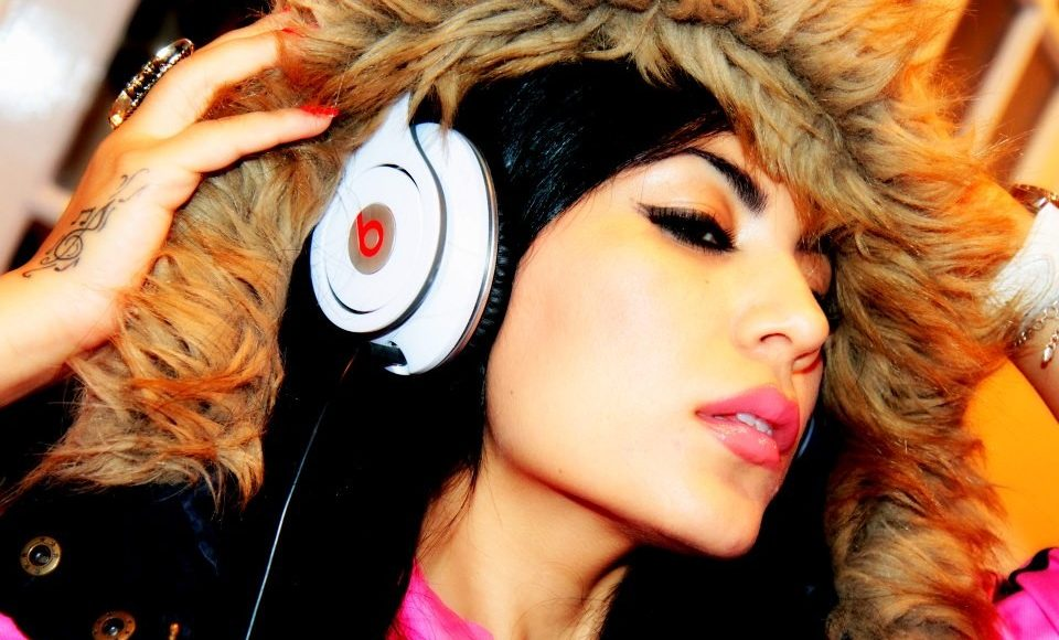 Afghan Singer Aryana Sayeed's is in news for many different reasons