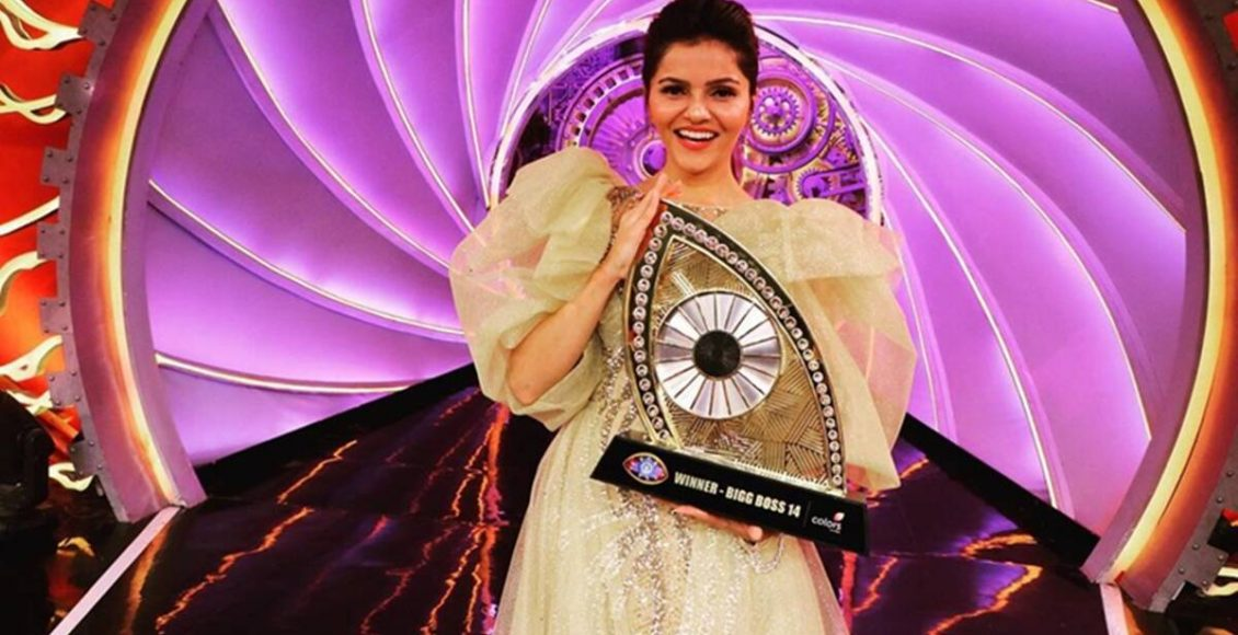 Rubina Dilaik 's Biggboss 14 Journey and winning the Title