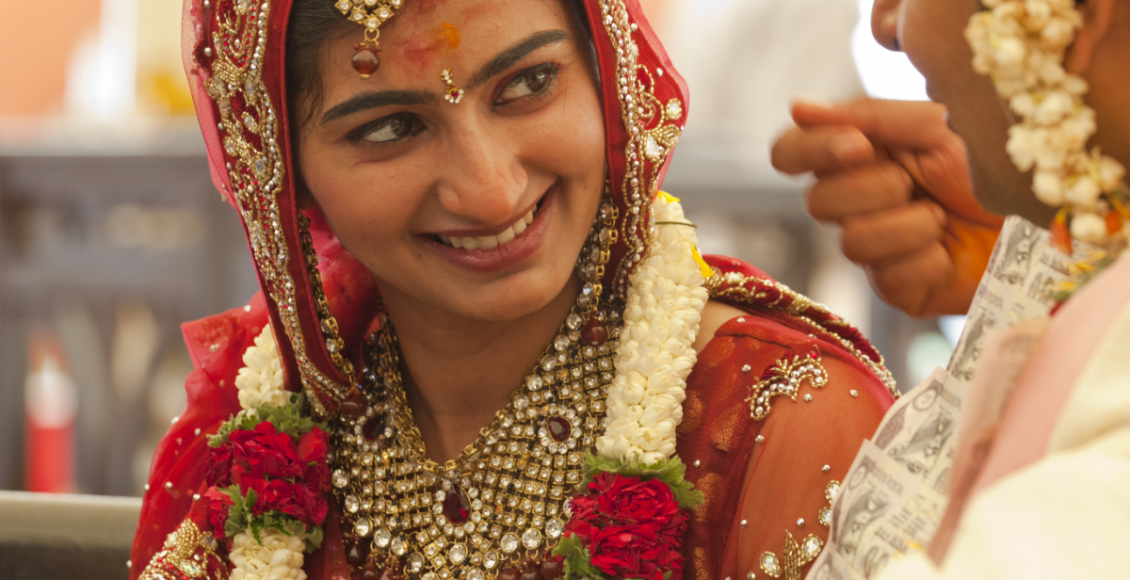 Does love come easy in arranged marriages?