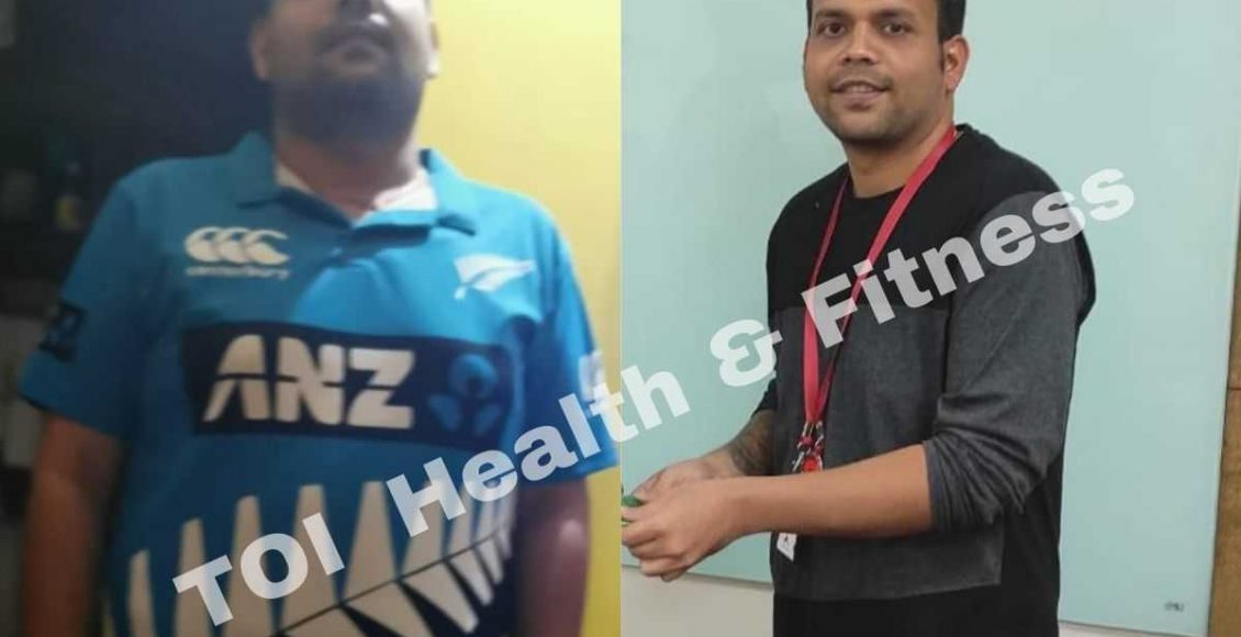 "Weight loss story: ""I started walking for 15 kms everyday"""