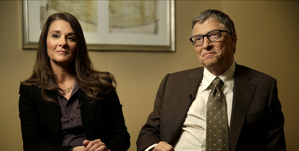 The Melinda-Bill Gates Divorce News Predictably Brings Out The Nastiness Of Misogynists