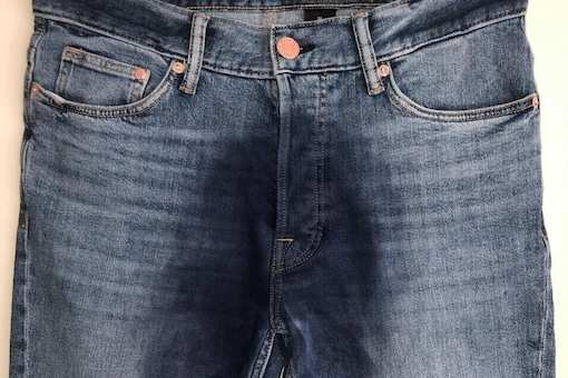 Can't find a toilet? Wet jeans is a thing now