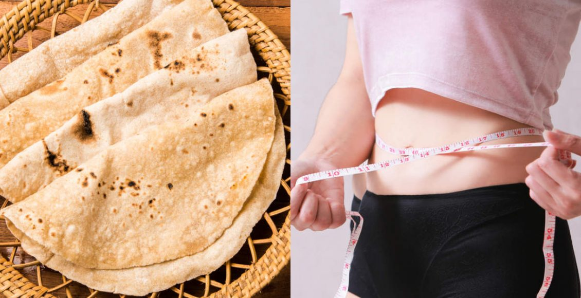 Healthy versions of rotis to lose weight