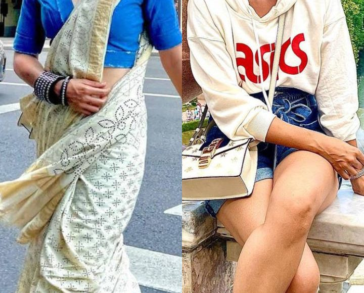 Taapsee Pannu is the queen of street style
