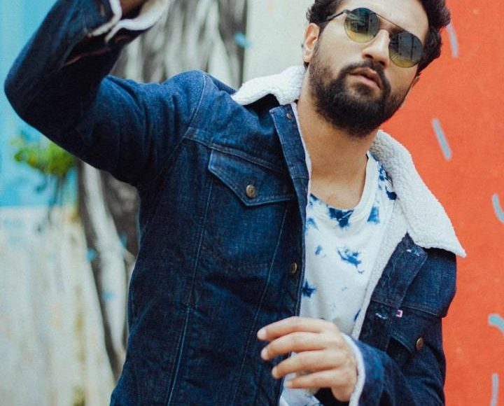 Vicky Kaushal's collection of tinted glasses