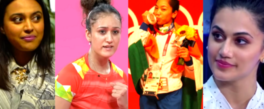 Why Are Manika And Mirabai's Wins At Tokyo Olympics Being Used To Troll Other Women?