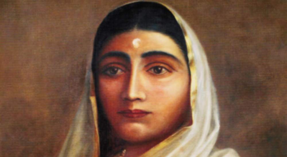 Ahilyabai Holkar Queen Of Malwa, Whose Reign Brought In A Golden Age For Her People