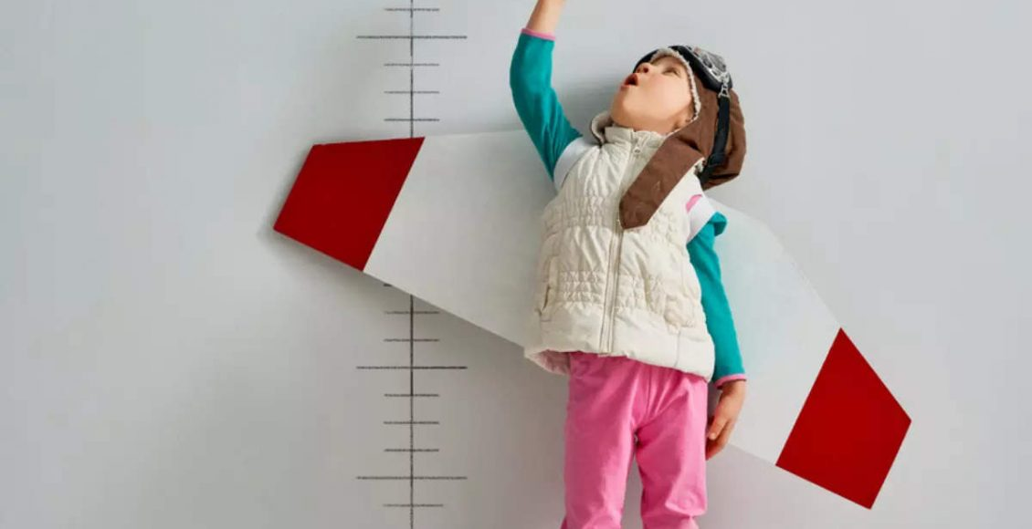 Exercises to increase your child's height
