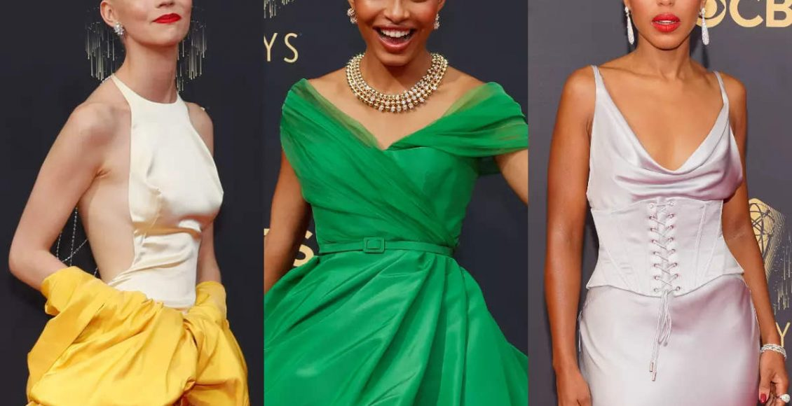 The best dressed at Emmy Awards 2021