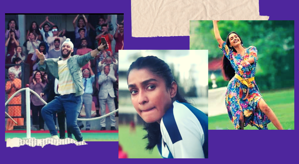 Viral Dairy Milk Ad Has It's Heart In The Right Place With Celebrating A Woman's Triumph