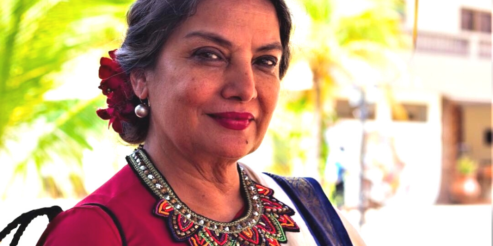 'Why is 'Mardaangi' Only About Strength Not Compassion?' On Shabana Azmi's 71st B'day, We Celebrate Her Most Powerful Quotes!