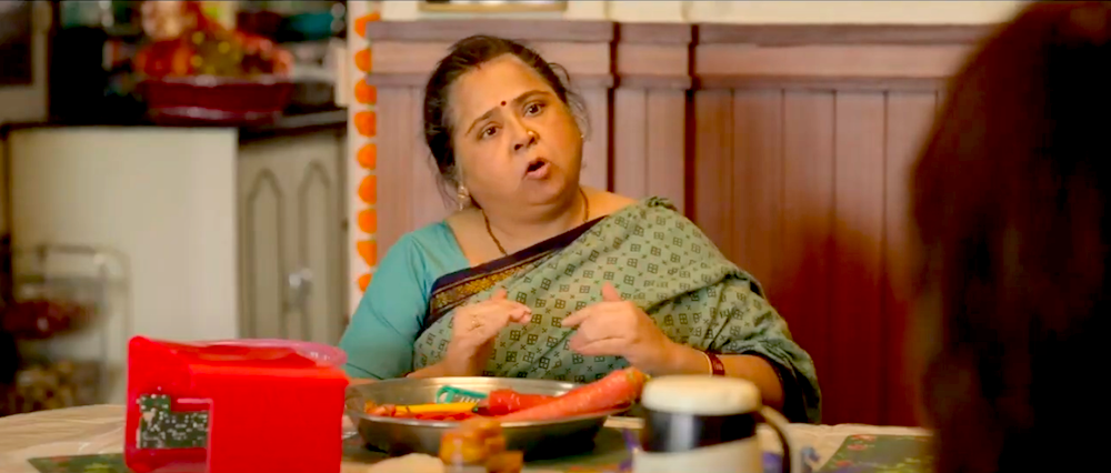 """Mummyji Gasped, """"Do You Make My Son Do All The Housework?!"""""""