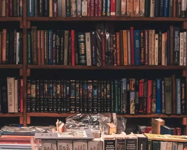 Oldest bookstores in India