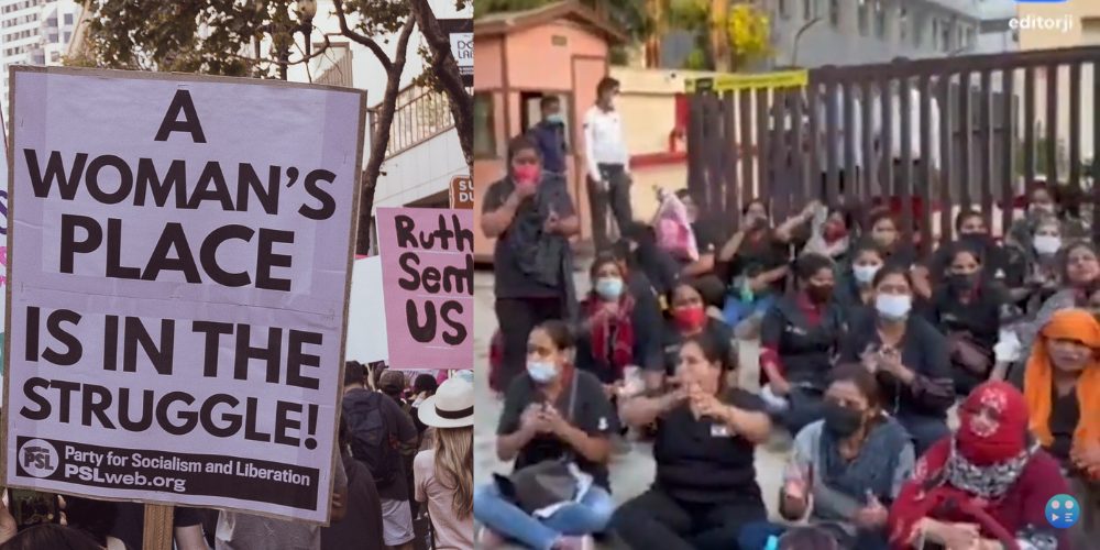 The Urban Company Protests Make Me Wonder: Don't Women Employees Deserve Fair Pay & A Safe environment?